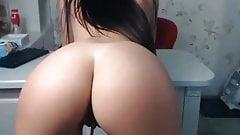 Web cam girl with nice ass's Thumb