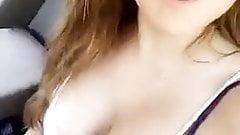 Jojo's Sexy Cleavage x