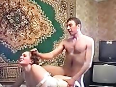 Amateur - Classic - Russian Babe Fisted & Bottled