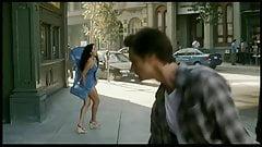 skirt blown up