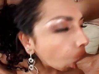 Monique Madison Hot Colombian Cutie Gets DP