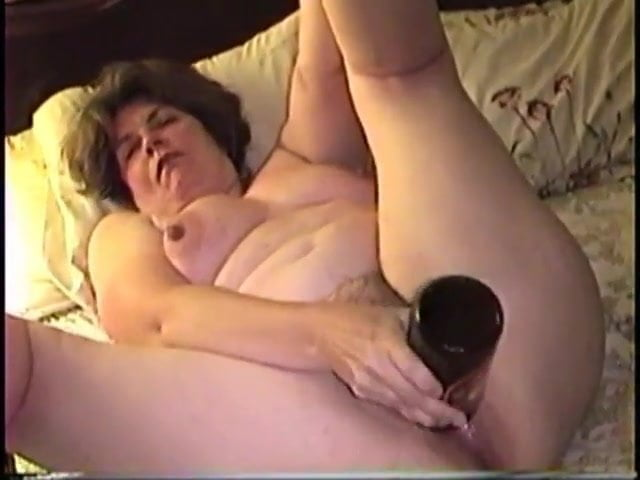 Cock in womens ass cheek