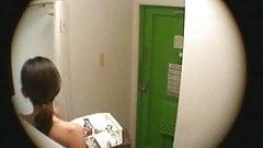 Naked At Door 6