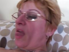 Trashy Moms play with Young Trollop