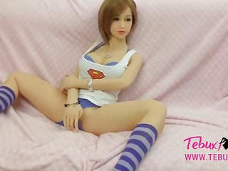 Hot and realistic teen sex doll