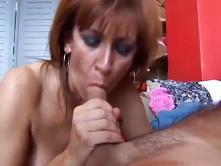 Preview 6 of Hot Cougar Moms Sucking Dicks Compilation 1