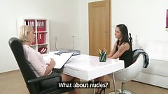 sexy Interview 5
