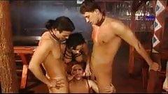 Pornoluver,s Blue ALL GROUPSEX Movie 8