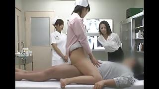 Stp7 nurse gives a first class reception - 2 1