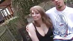 Phoebe big tits mature