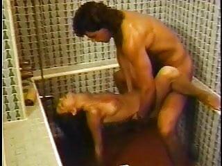 Horny Husband Fucks His Wife So Hard in the Bathroom