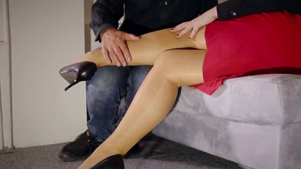 Horny Teacher Milf Footjob Jerks Stockings Fucking-9882