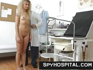 A hidden cam trap in a gyno clinic