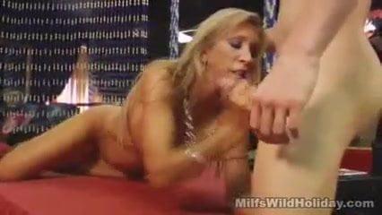 Milf Honey Morgan Gets It Doggy Style