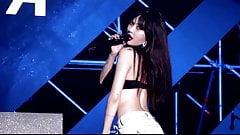 Fancam Hyuna Bra