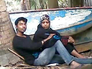 Preview 3 of Bangladeshi Aunty with Young Lover