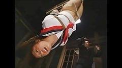 Flogging Orgasm Of A Japanese JK