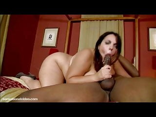 Plump Babe Jane Kush Swallows and Fucks Big Black Cock
