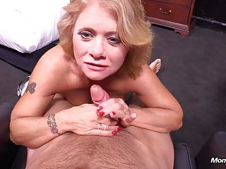 Preview 2 of Country MILF loves young cock in her ass