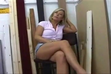 upskirt legs Mature open