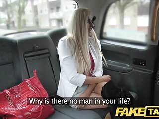 Download video bokep Fake Taxi skinny blonde with small ass gets anal sex and fac Mp4 terbaru
