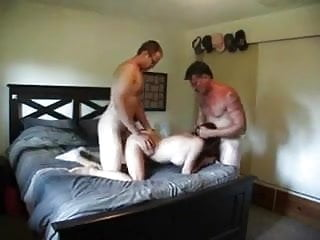 Cuckold husband share his wife with NOT his brother