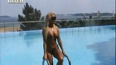 Greek Bikini Milf Stella