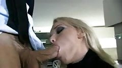 horny anal blonde