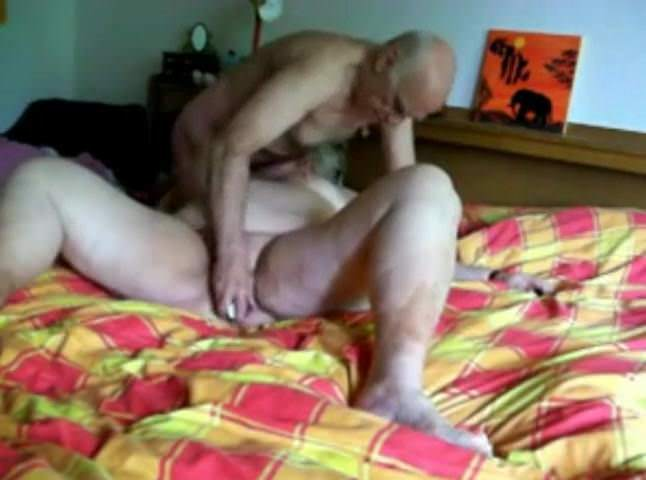 old man fucked wife strapon
