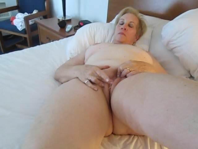 Hot horny naked girl