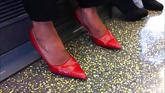 Shoe Fetish - Red Shoe Diaries