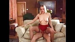 English housewife Helen auditions to be a porn star