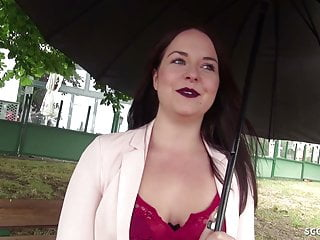 GERMAN SCOUT - SEDUCE TEENY EMMA SECRET TO FUCK AT CASTING