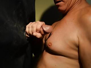 Preview 4 of Terry Lavigne takes Load on Chest