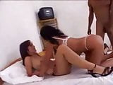 Laura Lion and  Sabina Black loves Bbc