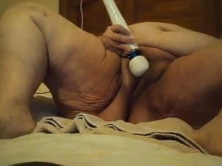 cam show playing with my wand