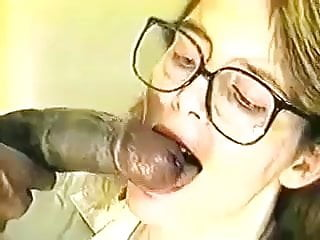 Guy takes monster cock in ass - White whore taking a black monster cock in her ass