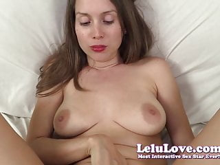 Lelu Love-Mutual Masturbation With Tip In Creampie Finish