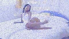 Pocahontas strips then fingers
