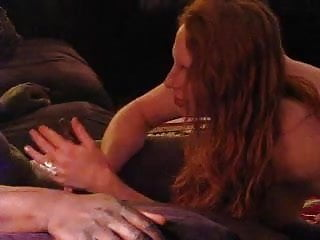 Husband Shares Redhead Wife with BBC