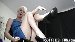 We need someone to clean our dirty feet