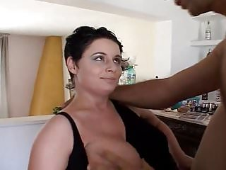 Daniela in Ibiza BTS