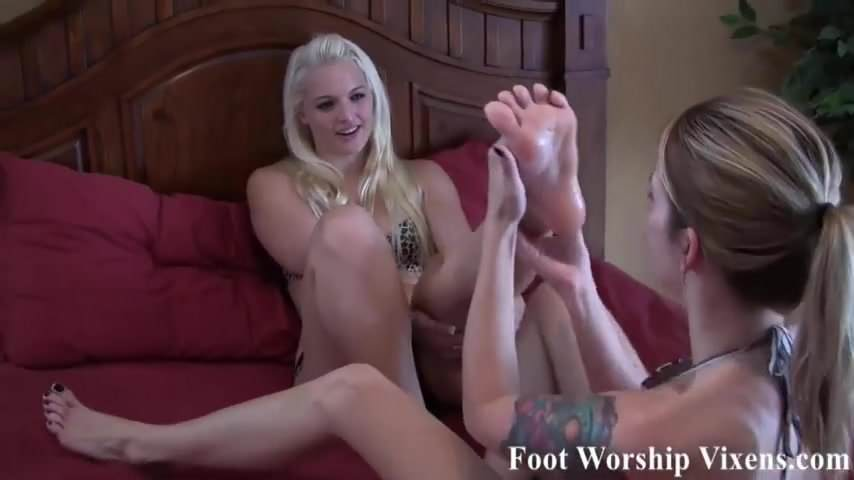 Jerk your cock to our perfect little feet