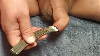 Foreskin videos with large spoons and cream!