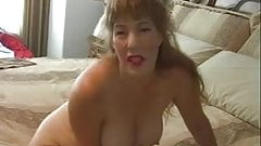 Girl Masturbates nude