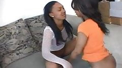 Gays Blacklesbians threesome with