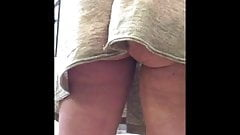 my mom upskirt