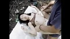 Outdoor Japanese Sex