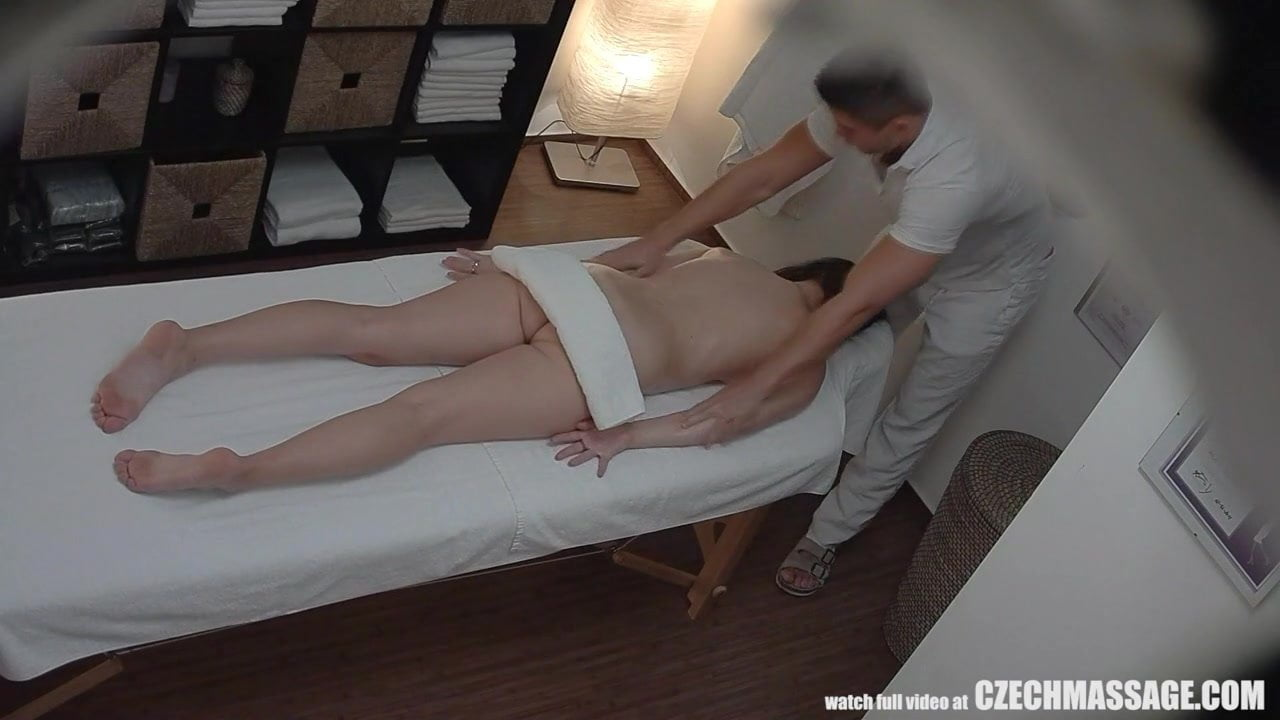 Free download & watch brunette czech girls gets hard fuck in massage room         porn movies