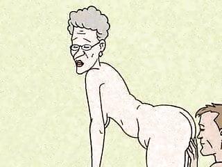 Download video bokep Granny Loves Anal Sex! Big Animation! Mp4 terbaru